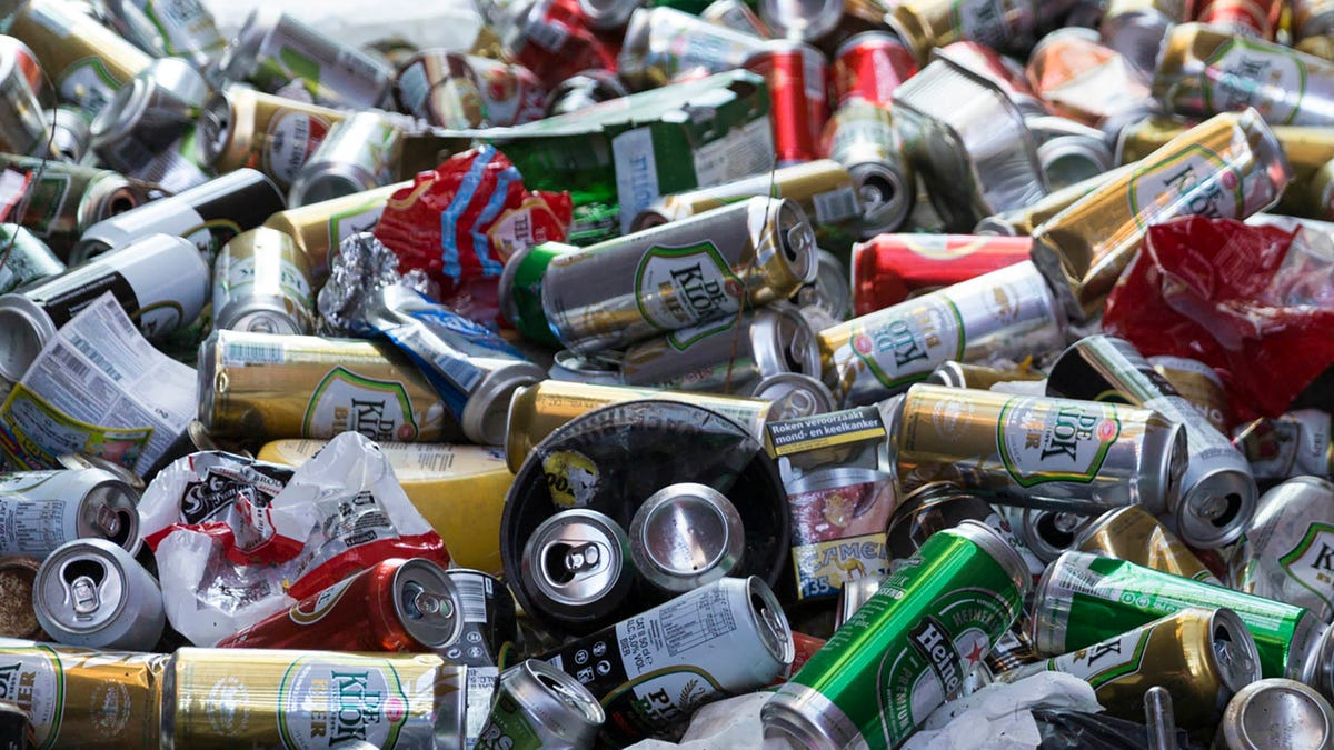 """Overturned truck leaves Mormon church parking lot covered in """"cases of brew banned by the faith"""""""
