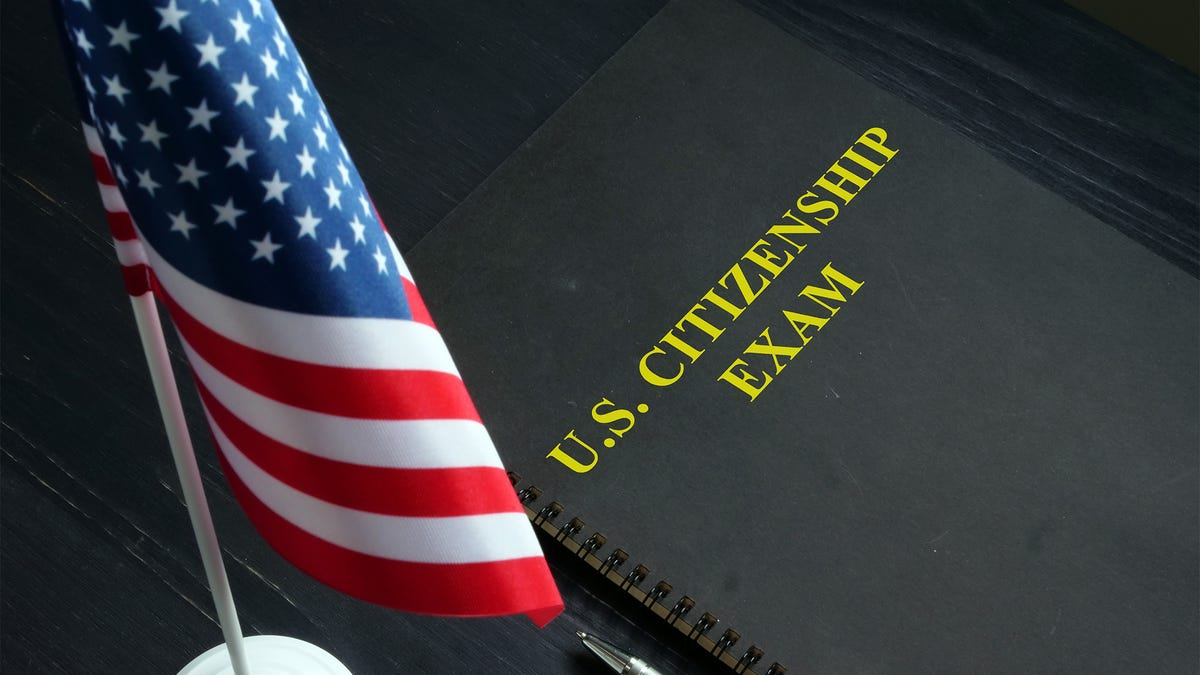 Could You Pass The U.S. Citizenship Test?