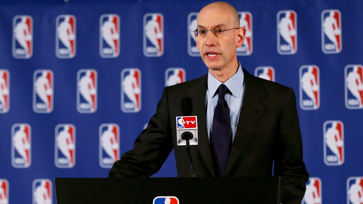 Adam Silver Shows Solidarity With Players By Inserting Self As Milwaukee Bucks Point Guard - the onion