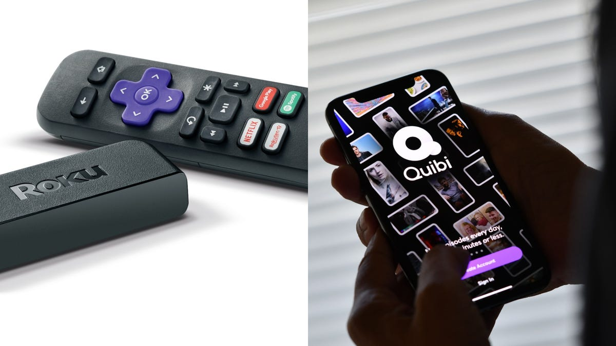 Roku might pick up all of that abandoned Quibi content