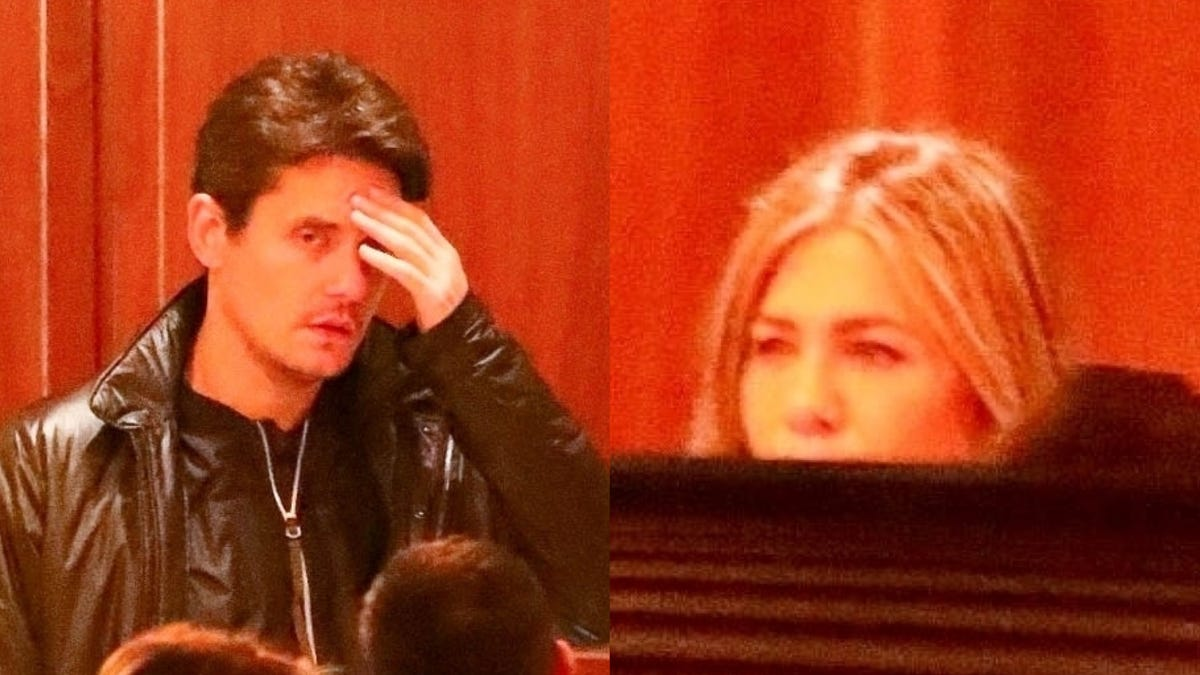 Jennifer Aniston Keeps Running Into Her Exes at the Sunset Tower Hotel