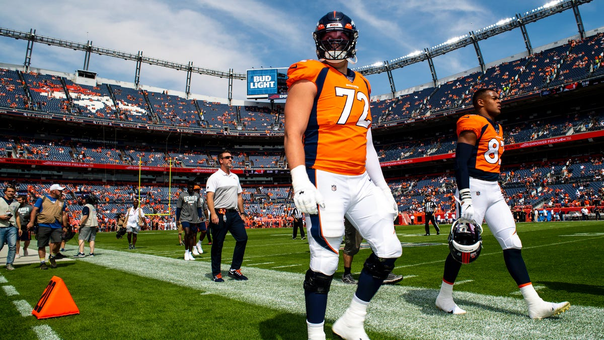 "John Elway On His Struggling Left Tackle Garett Bolles: ""Does He Know What Holding Is?"""