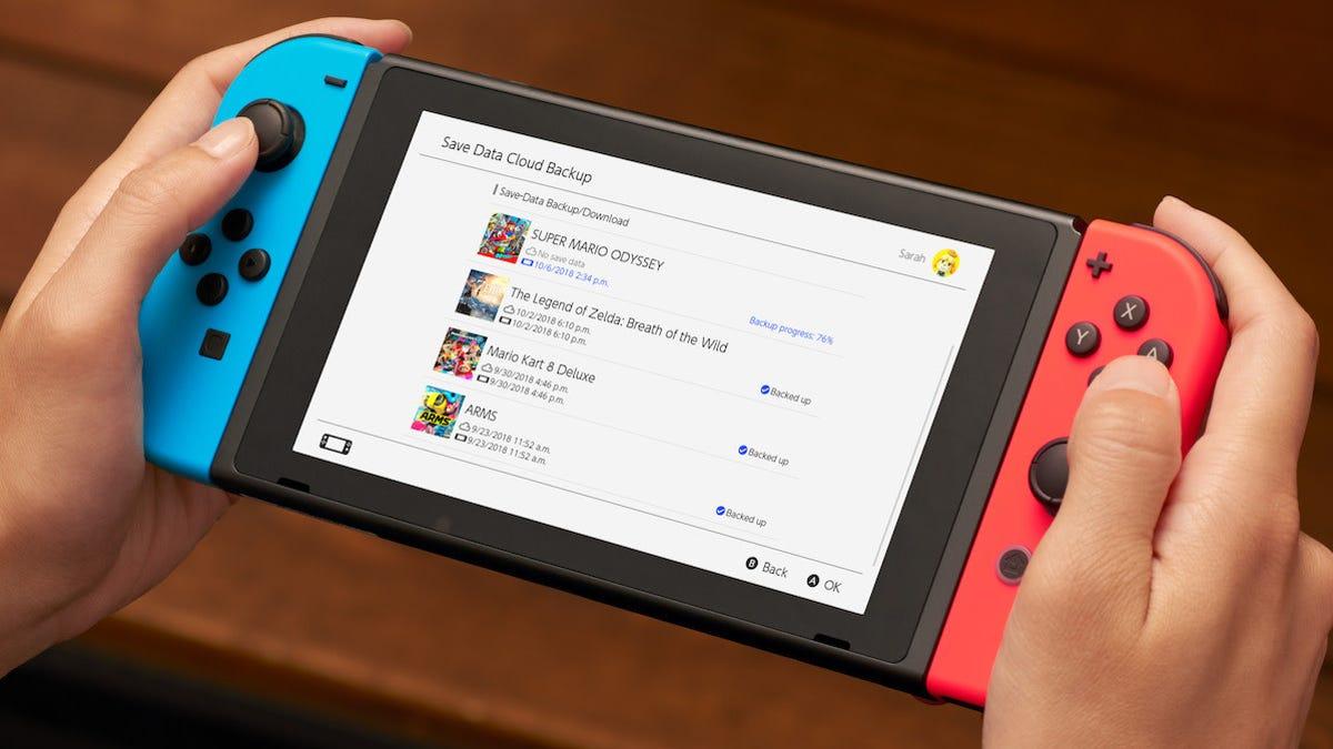 Nintendo's New 'Switch Concierge' Service Will Give You Game Recs - Kotaku