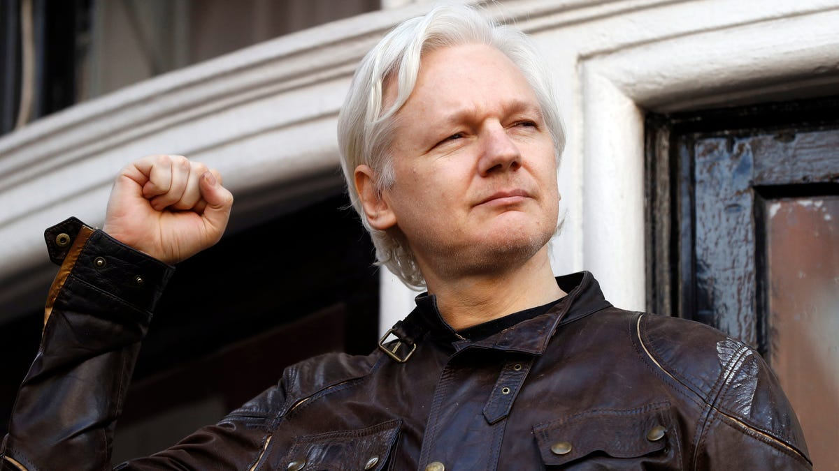 The U.S. Government Has Amassed Terabytes of Internal WikiLeaks Data