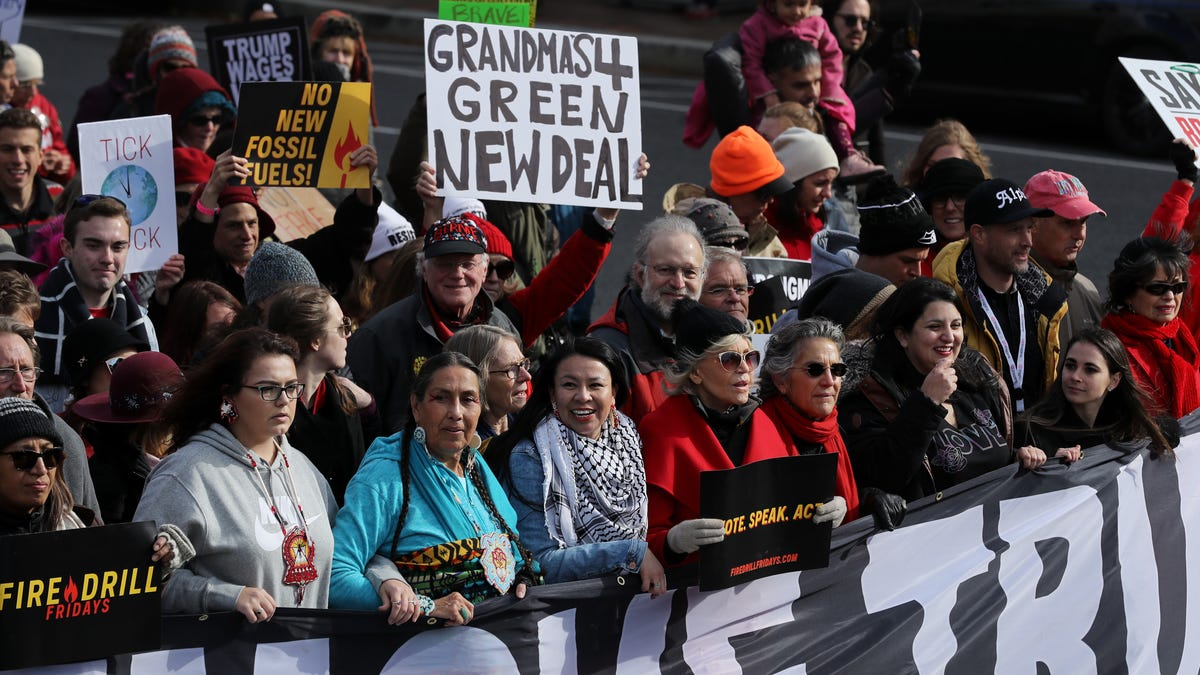 'Creating Our Legacies': The Elders Fighting for Climate Justice