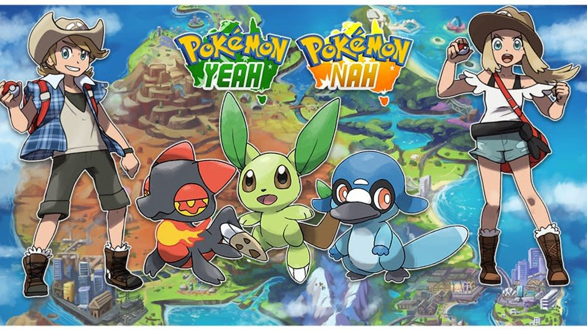 An Australian Pokémon Would Be Amazing
