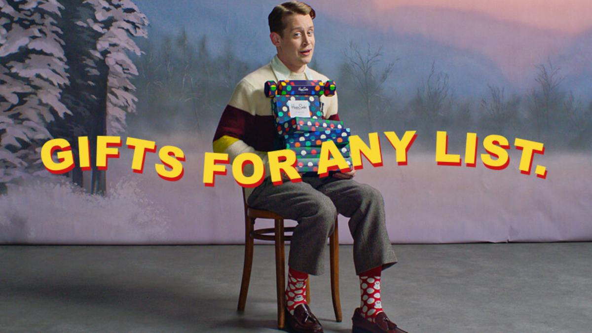 Blogger Macaulay Culkin Pivots to Sock Designer