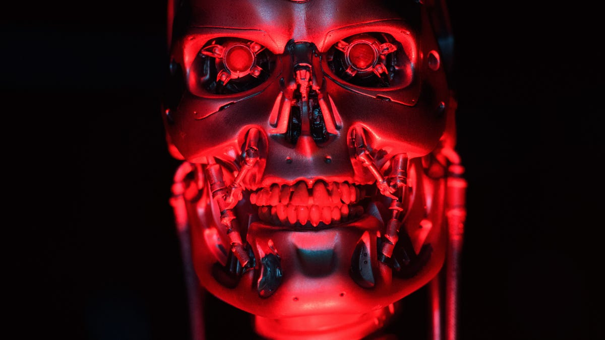Congressional Panel: We Have a 'Moral Imperative' to At Least Consider Building a Terminator