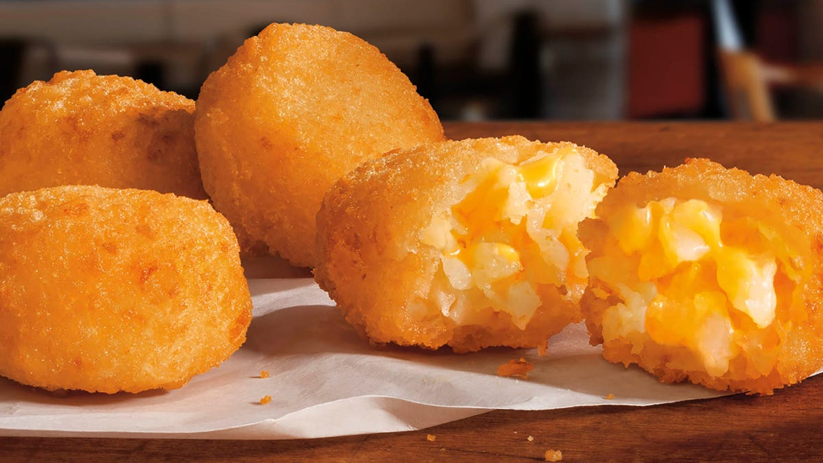 Tot off the presses: Burger King cheesy tots are back