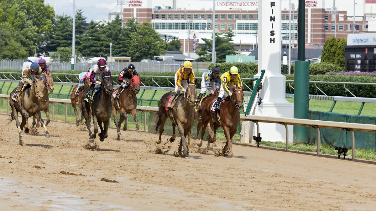 How to Watch the Virtual Kentucky Derby This Weekend