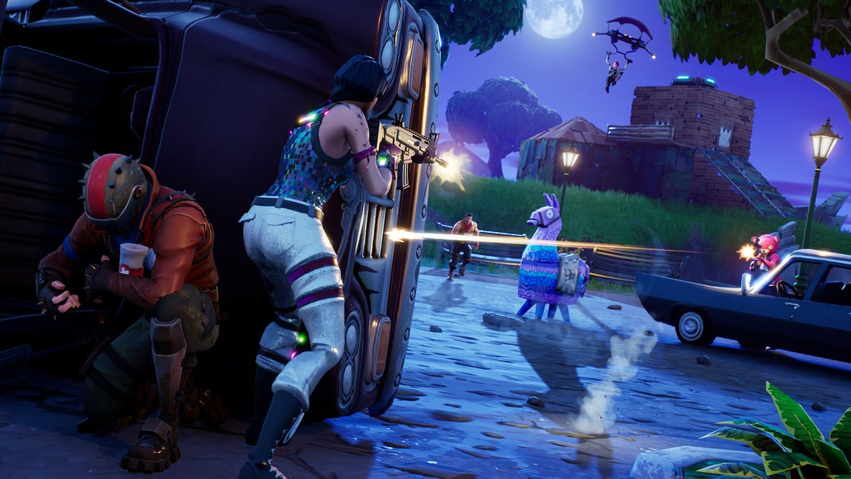 How to Merge Your 'Fortnite' Accounts on PS4, Xbox One ...