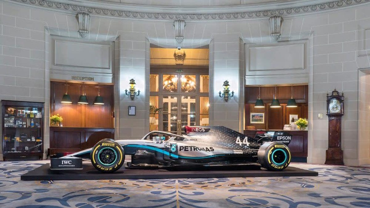 Mercedes-Benz Confirms Its Commitment To Formula One In The Face Of Daimler Austerity Measures