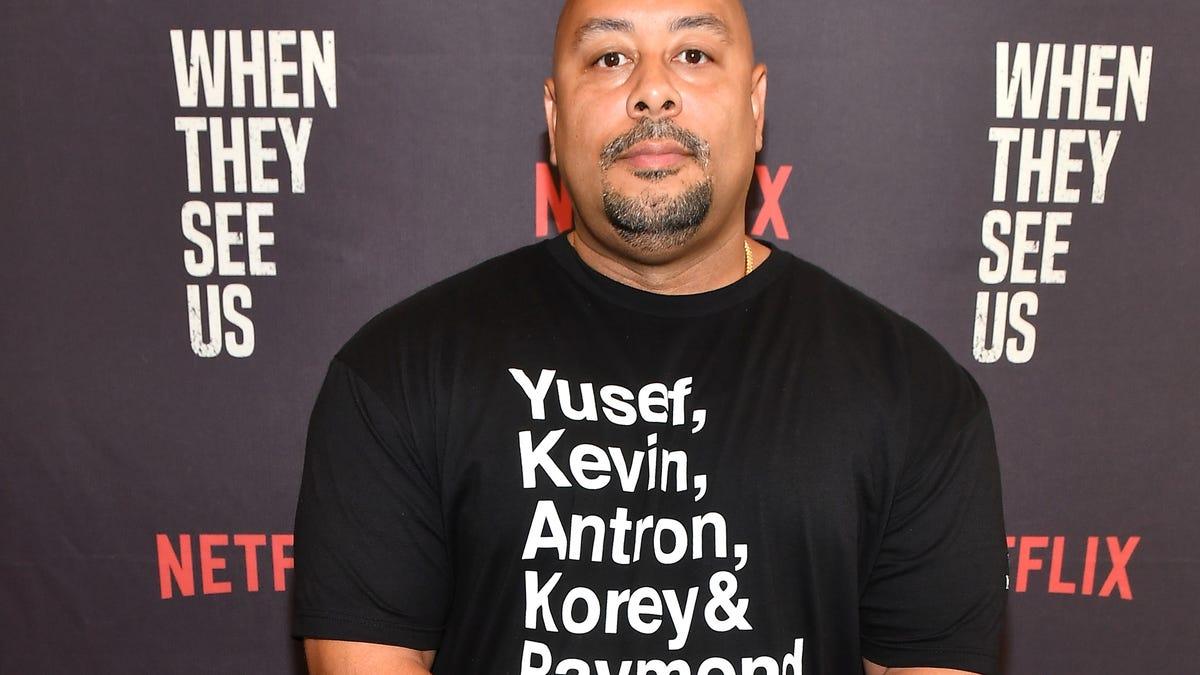 Central Park Five Names 5 Kid/'s T-Shirt