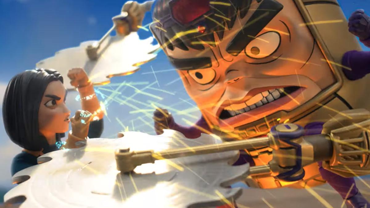 MODOK's New Trailer Is Full of Head Jokes and Supervillain Throwdowns