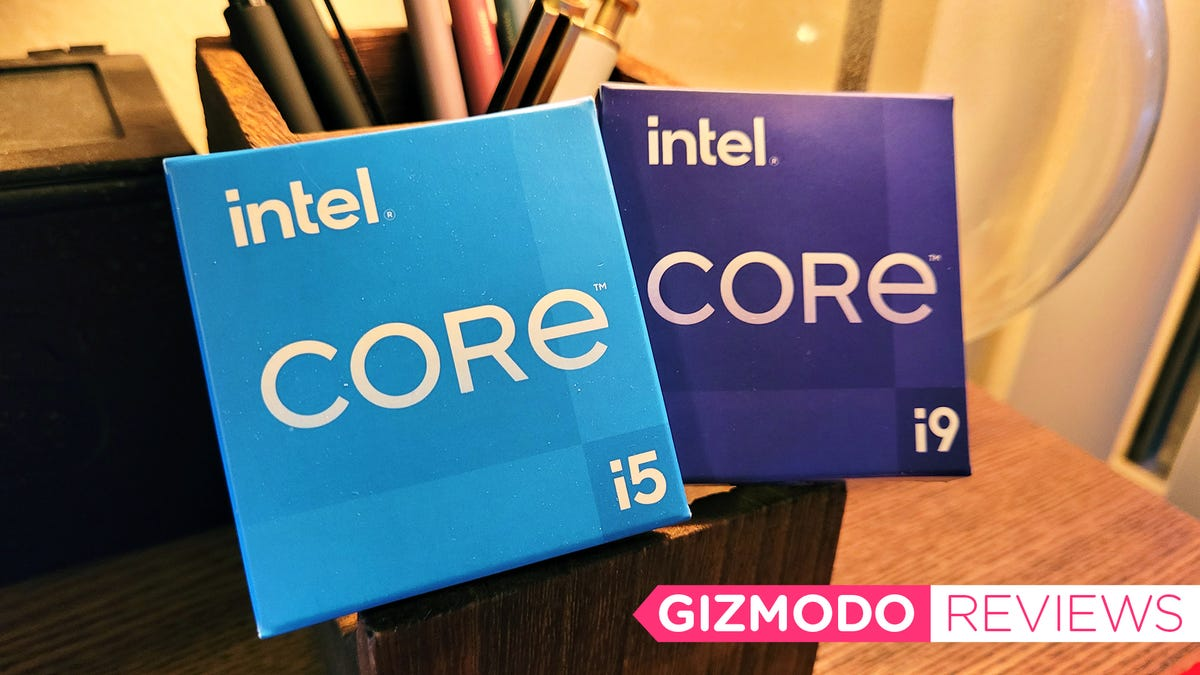 Intel Squeezes More Performance Out of Its 11th-Gen Desktop Processors