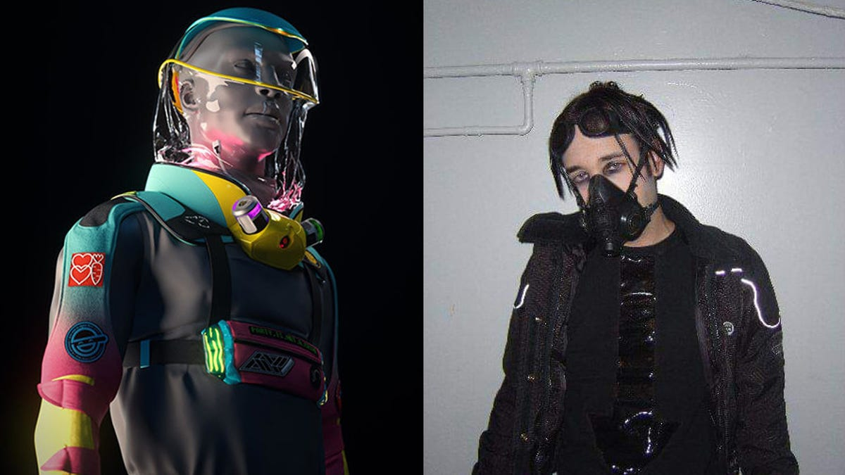 This Ugly Cyberpunk Clubbing Suit, as Analyzed by a Former Cybergoth thumbnail