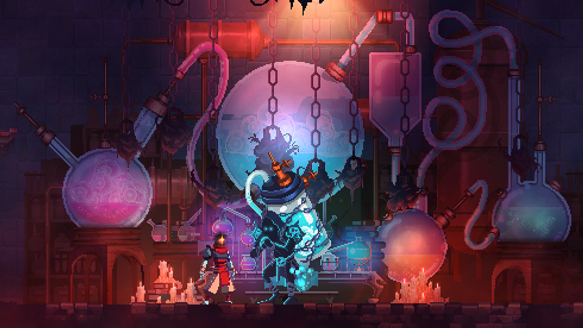 Here's Where Dead Cells Is At In 2021 - Kotaku