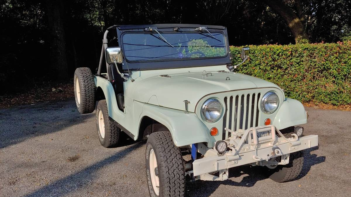 At $10,000, Is This Restored 1965 Jeep CJ-5 A Simple Choice?
