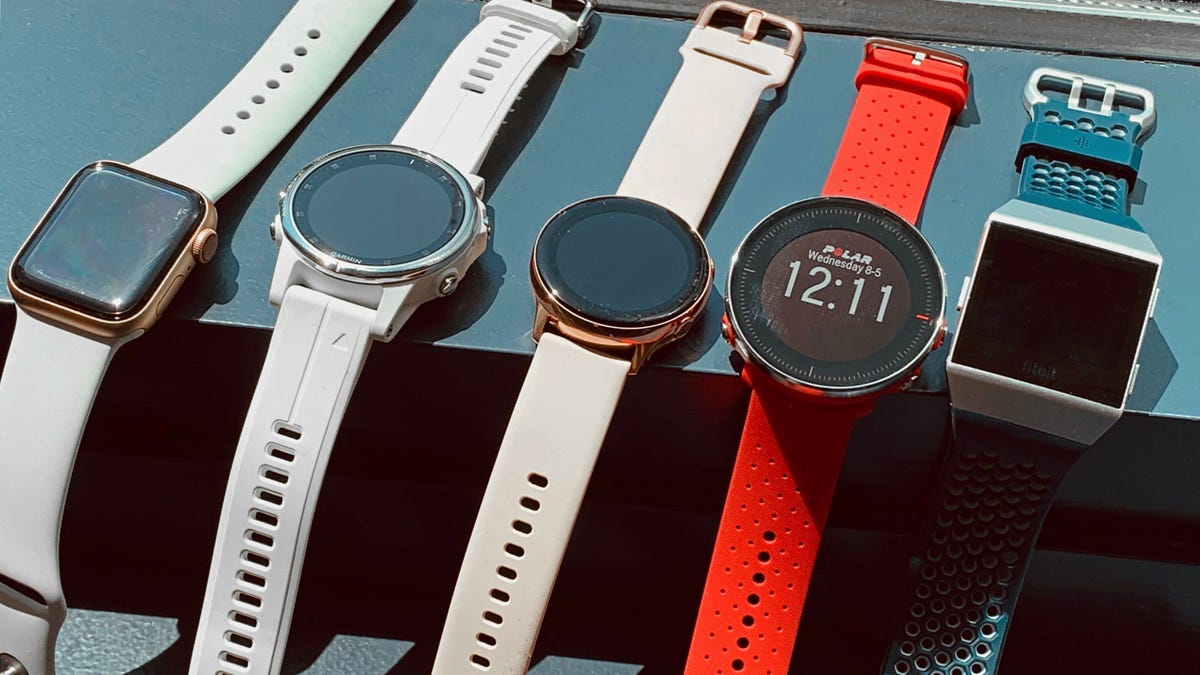 The Best Smartwatch for Outdoor Running and Exercise