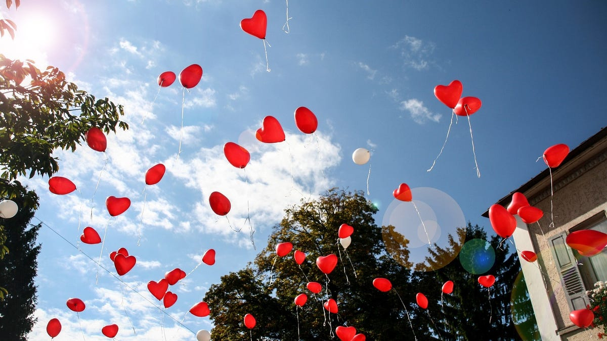 Stop Releasing Balloons Into the Sky