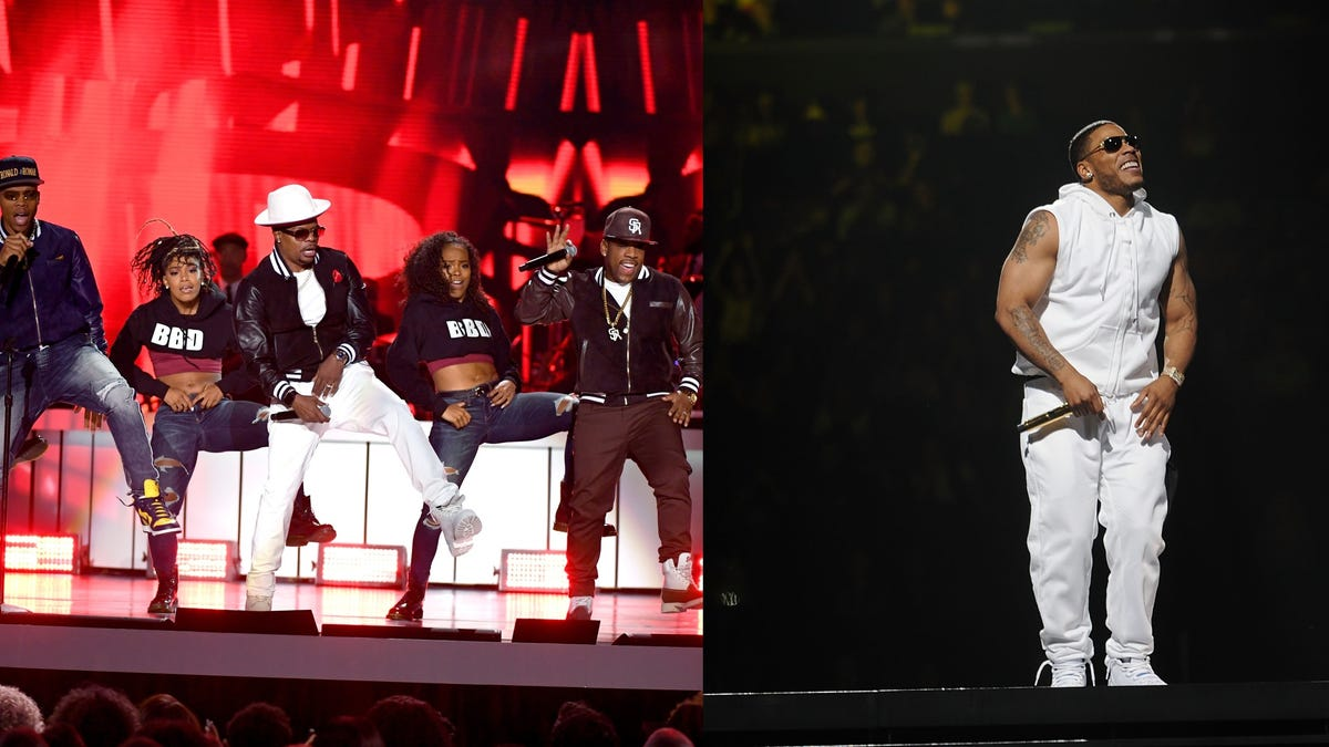 It's Getting Hot in Herre and the Situation Is Serious Because Bel Biv DeVoe and Nelly are Performing at the 2020 AMAs
