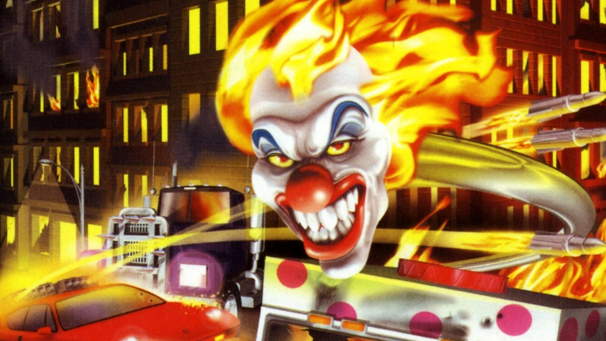 Twisted Metal Is Getting a TV Adaptation From the Writers of Deadpool and Cobra Kai - Gizmodo