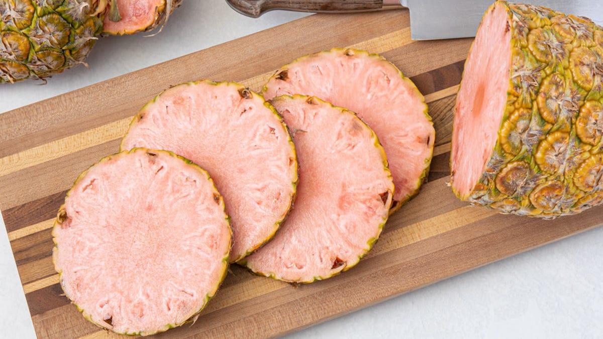 Fruit, but make it fashion: Meet the new Pinkglow Pineapple  image