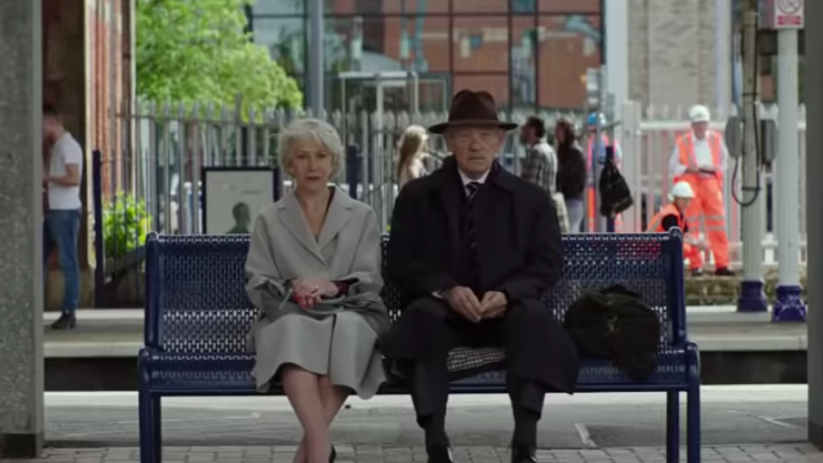 Mirren and McKellen amp up their cat-and-mouse game in the new trailer for The Good Liar