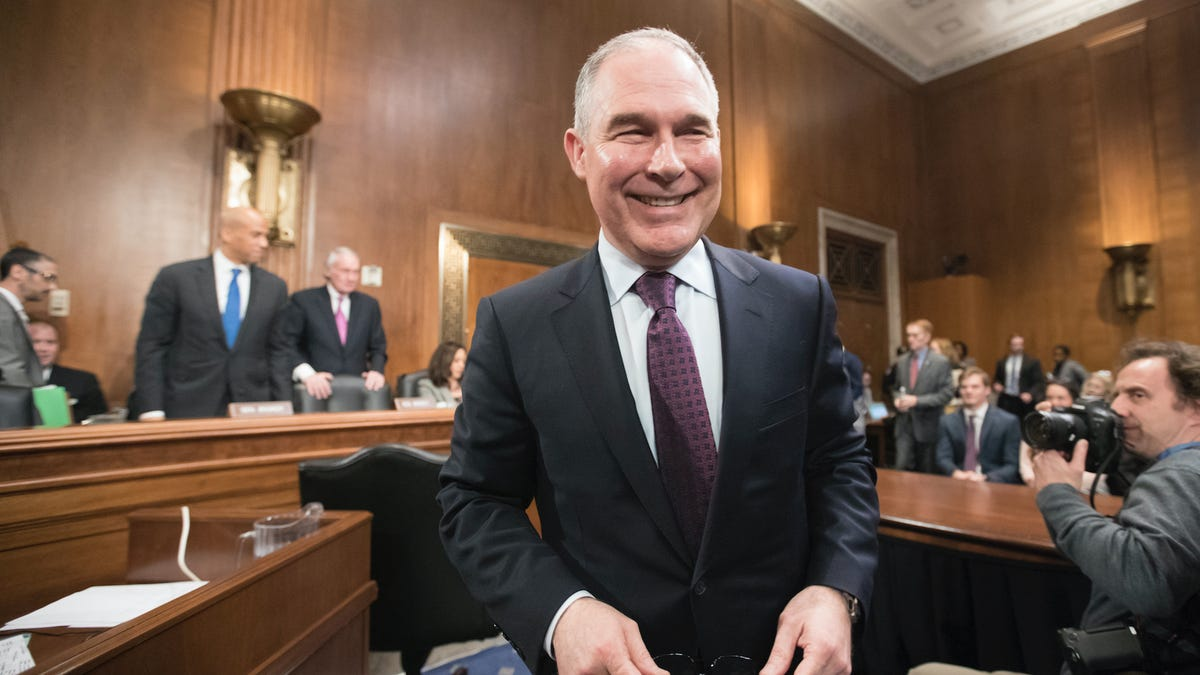 Three Ways New EPA Head Scott Pruitt Will Dismantle Environmental Protection