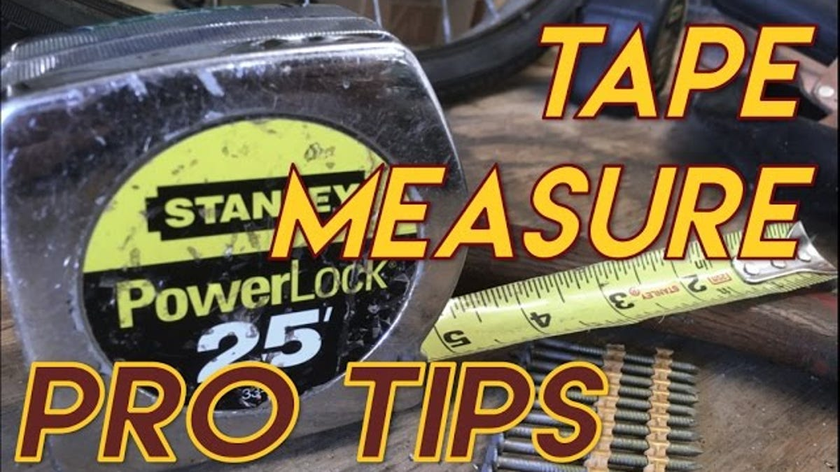 Use a Tape Measure Like a Pro With These Handy Tips
