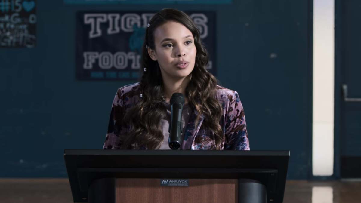 Alisha Boe Feet 13 reasons why fails to center teenage girls in its