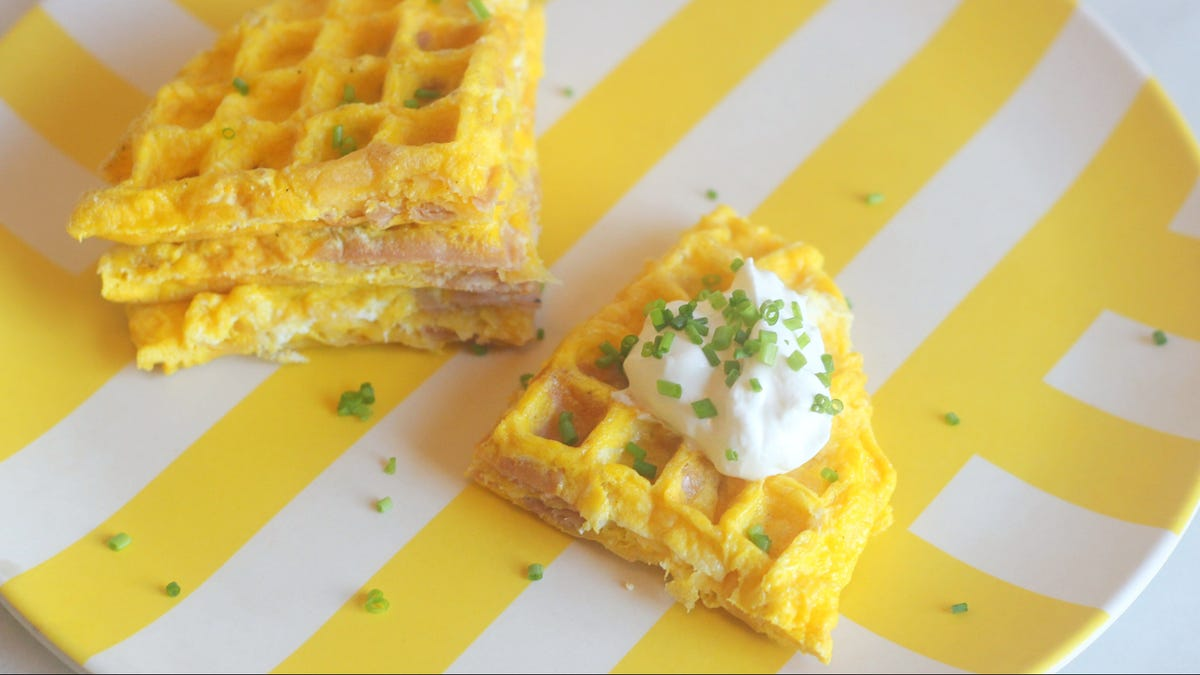 Waffle Yourself a Quick 'Spanish Tortilla'