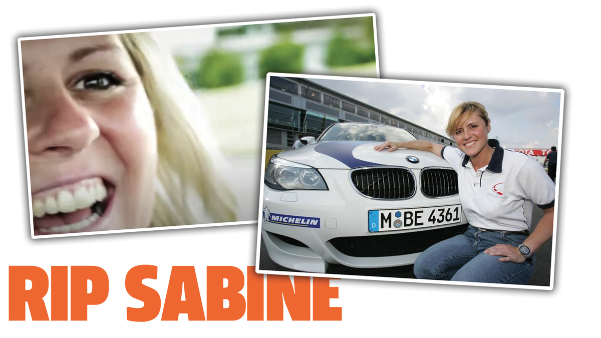 Sabine Schmitz, Queen Of The Nürburgring, Has Died At 51