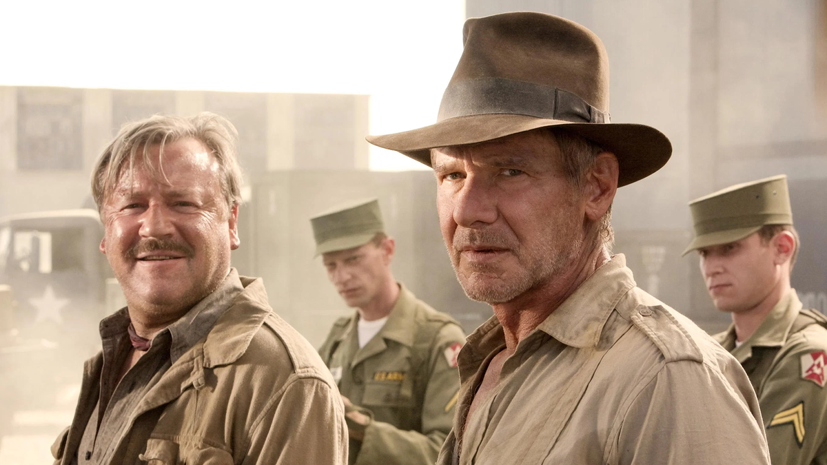 Harrison Ford Says He Starts Doing... Something With Indiana Jones 5 in a Couple Months
