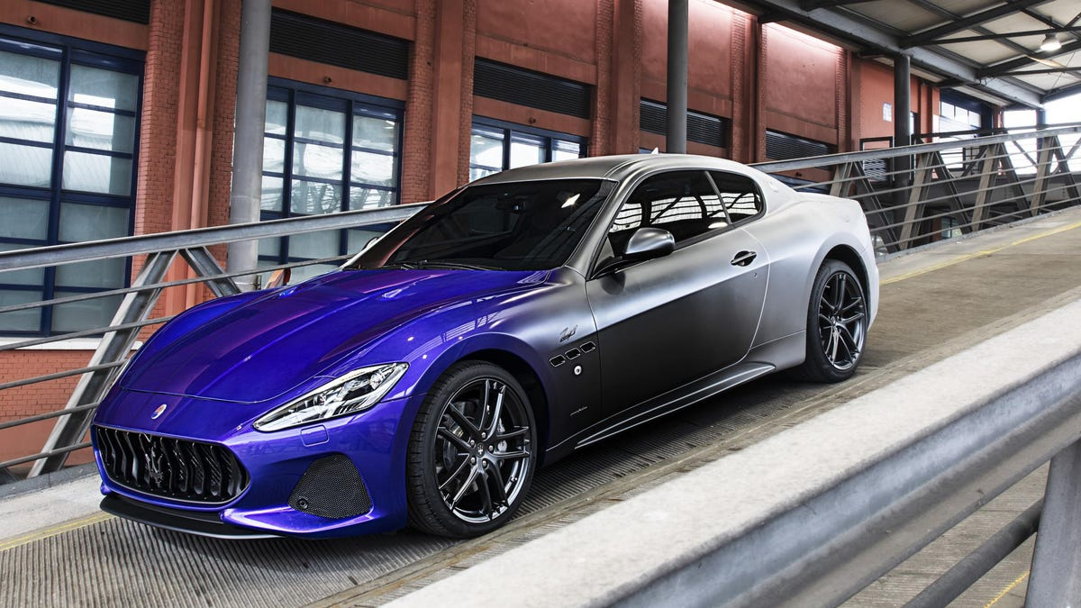 I Refuse To Believe The Maserati GranTurismo Is Dead