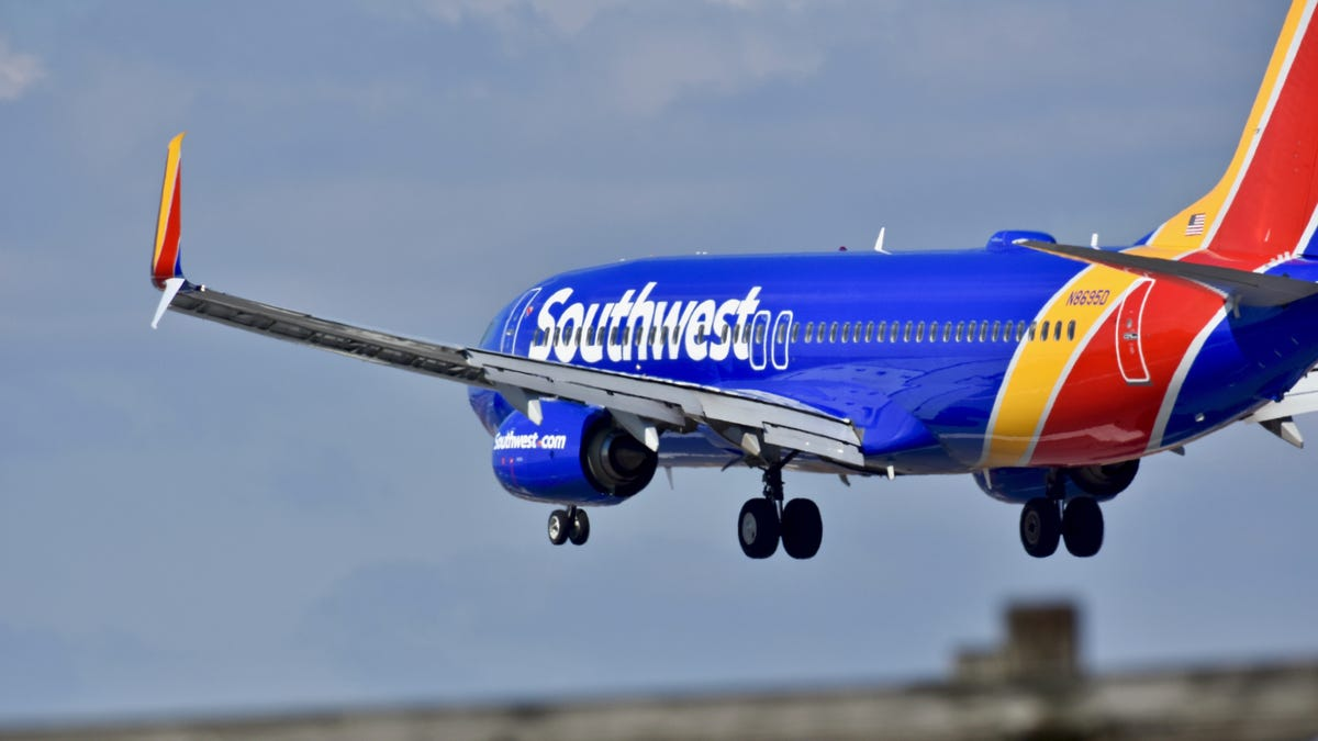 Book a One-Way Southwest Flight For As Little As $39 Today