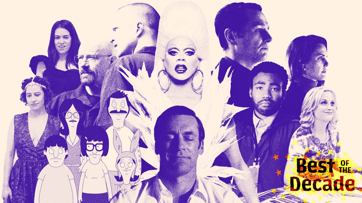 The A V  Club's 100 best TV shows of the 2010s