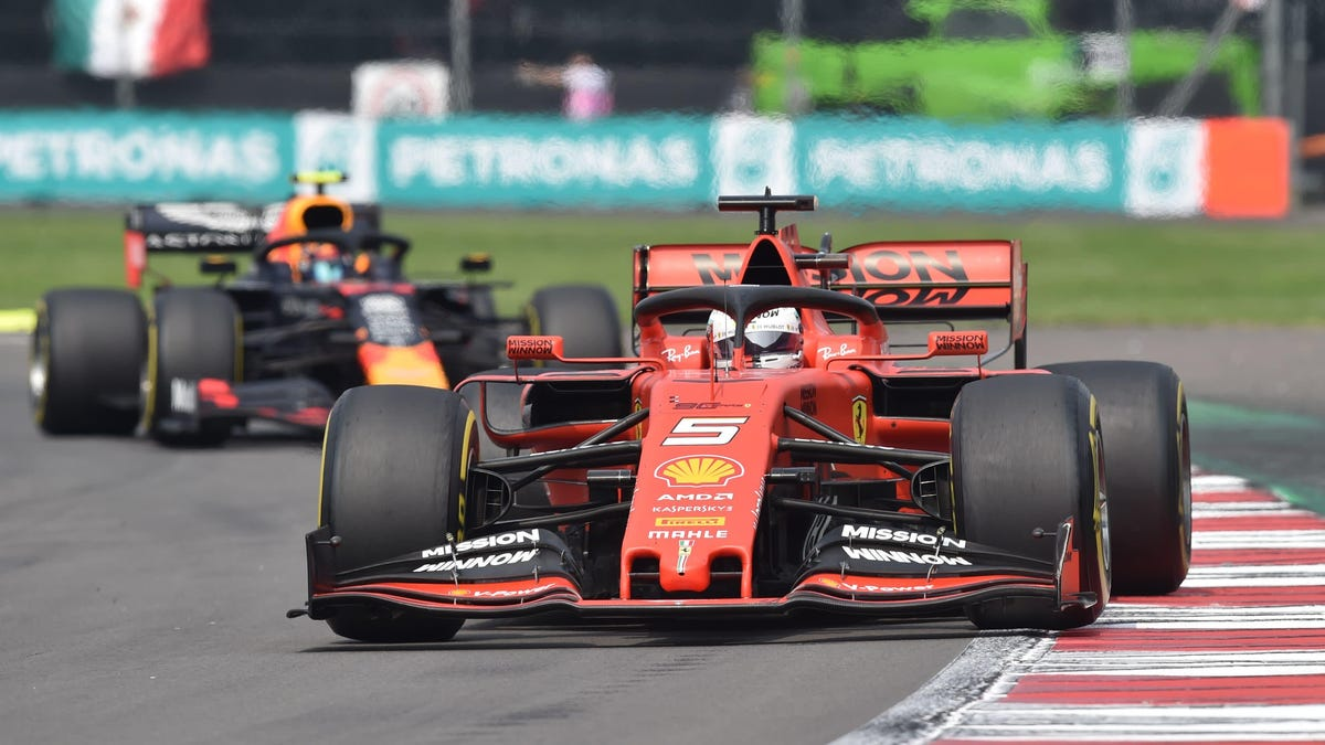Literally Everything Is Wrong With Ferrari's Formula One Team