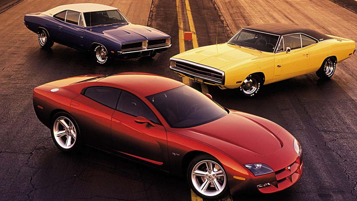 Concept Cars For Sale >> Which Old Concept Car Would You Buy New If It Went On Sale