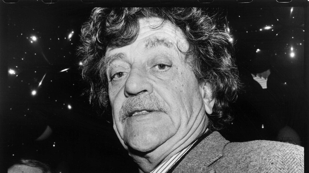 Why It's Good to Be Bad at Things You Enjoy, According to Kurt Vonnegut
