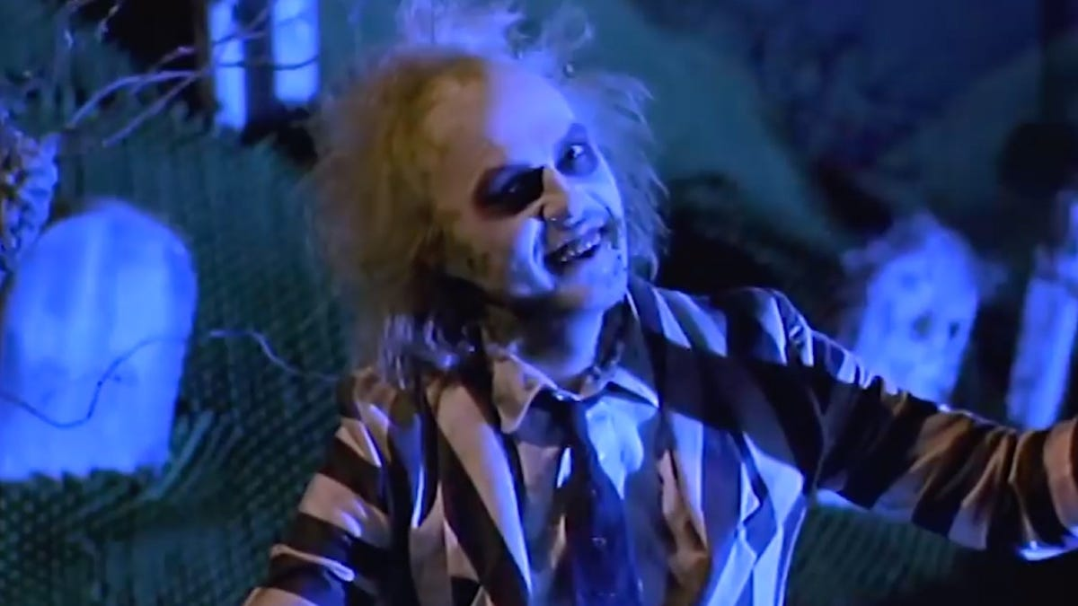 The Beetlejuice Sequel Isn't Dead, But It Isn't Alive Either