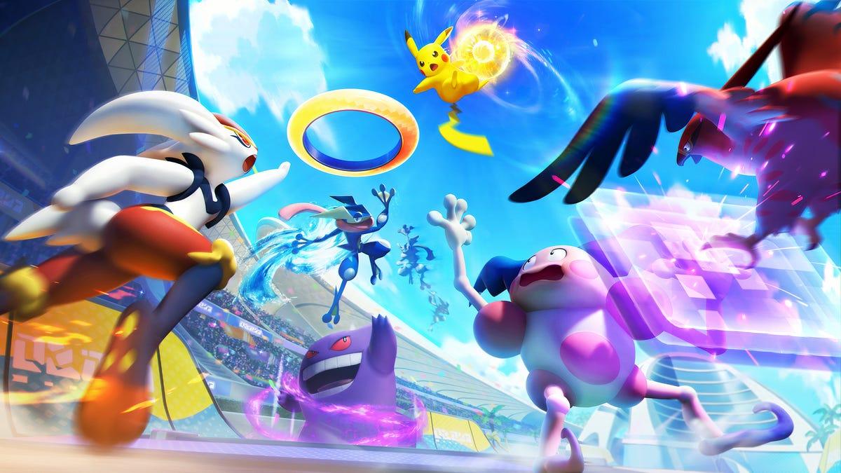 Pokémon Unite's Arena Battles Go Live In July - Kotaku