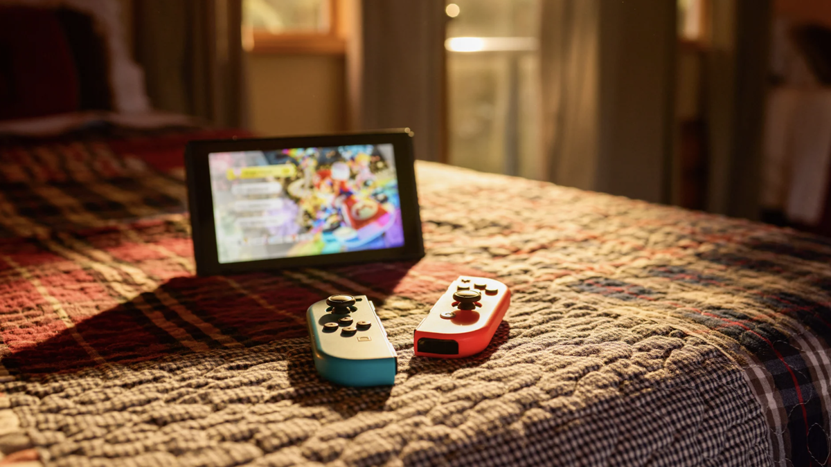Nintendo Change Followers Say They're Fixing Pleasure-Con Drift With Tiny Cardboard