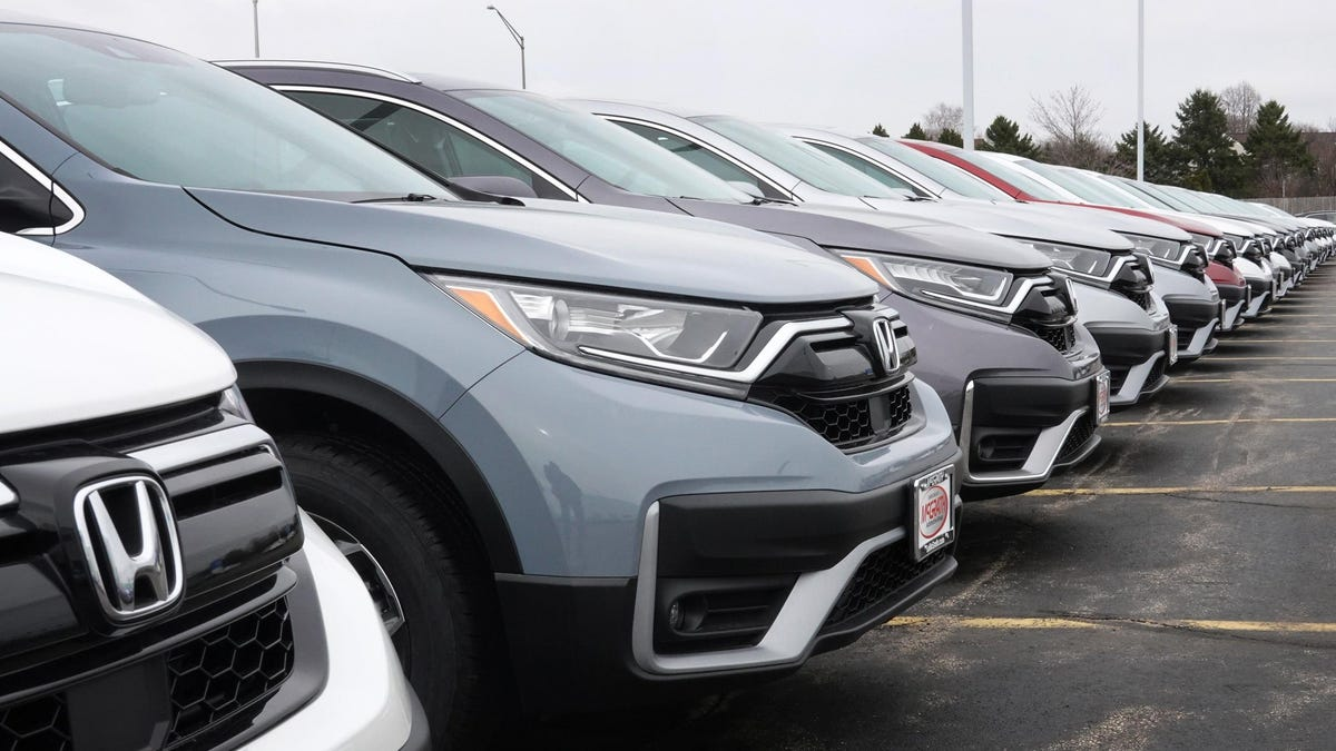 Der Kauf eines Hondas wird immer schwieriger€