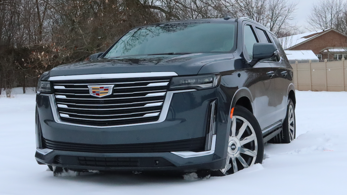 Here's What We Think Of The 2021 Cadillac Escalade Four Months After Driving It