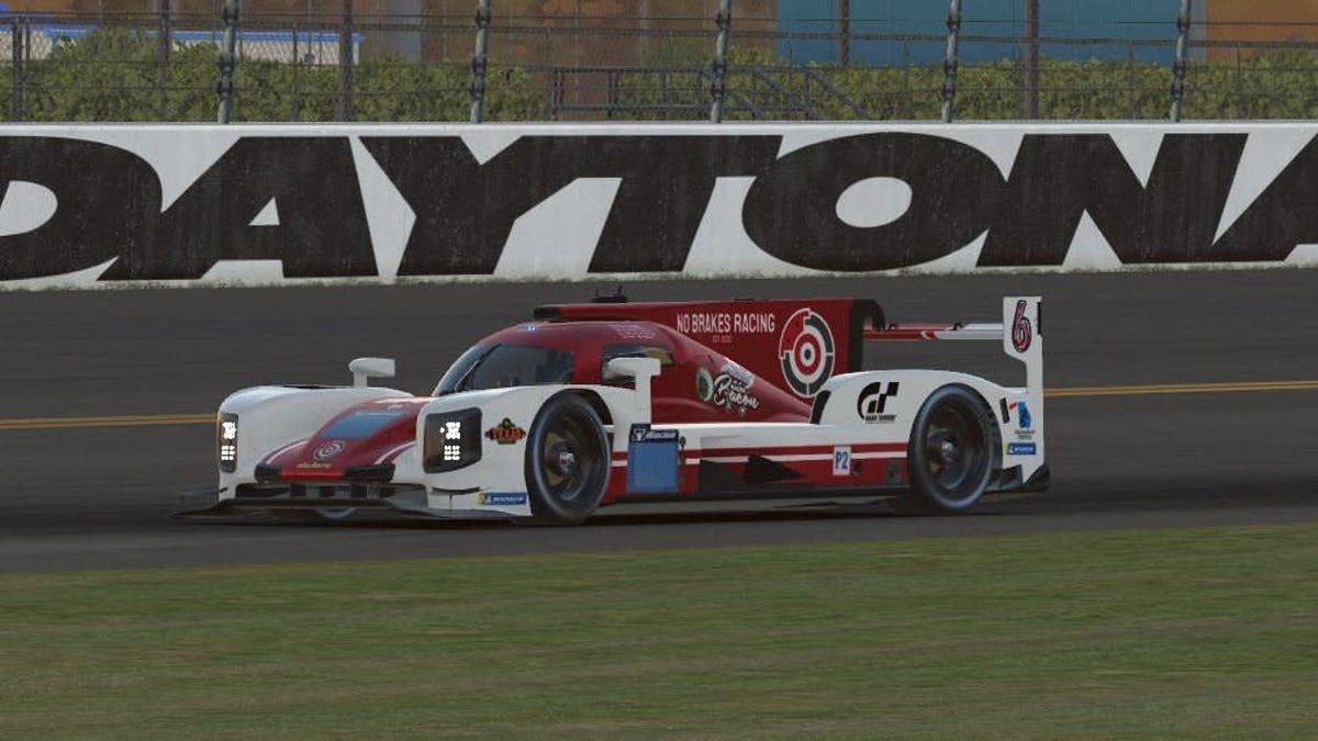 Overloaded Servers Crash For Hours Ahead Of iRacing's Rolex 24