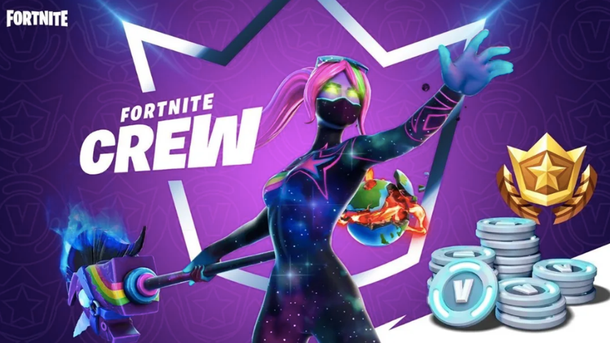 Fortnite's Getting A Monthly Subscription Service