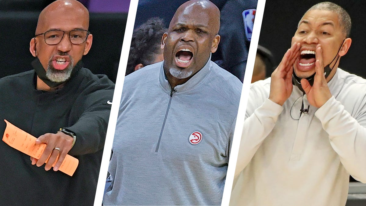 In recent coaching trend, NBA stood for No Blacks Allowed... That MUST change