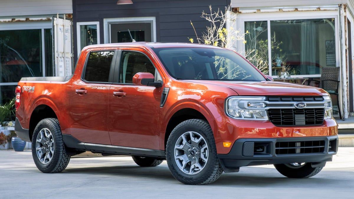 Hören Sie auf zu sagen, der Ford Maverick sei klein! Ist er nicht€