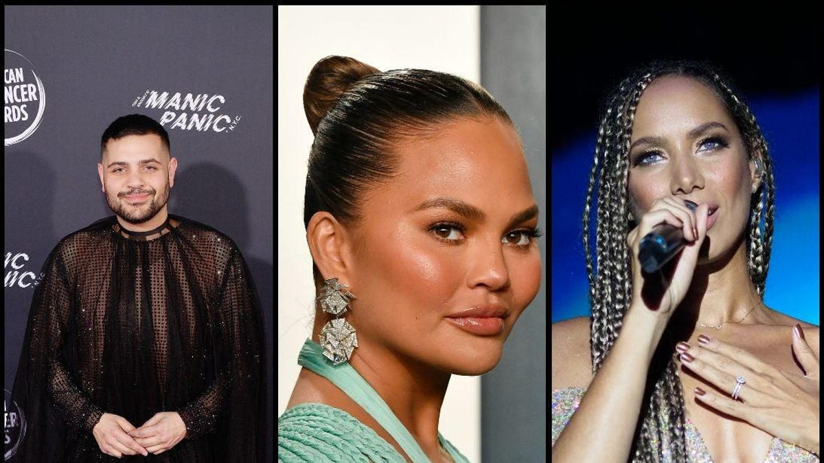 Chrissy Teigen, Michael Costello, and Leona Lewis Are Now Ensconced in a Bullying Triangle